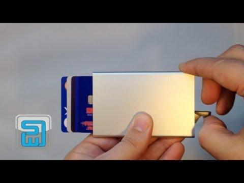 SECRID Card protector review - Slim Wallet Junkie