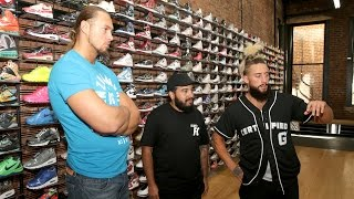 See what a $30K pair of sneakers looks like: Enzo & Cass