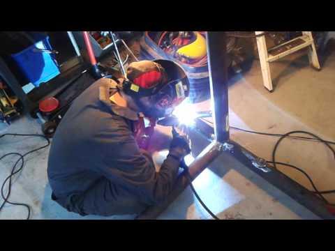 Auto Rotisserie build for 1969 Chevy Nova Project Part #1