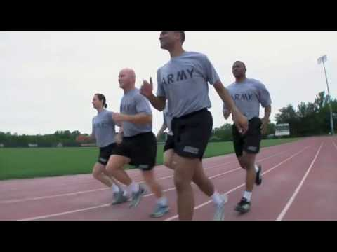 Running - Guard Fit Challenge