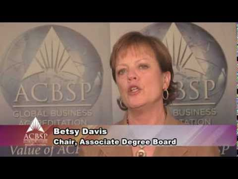 Benefits of ACBSP Associate-Degree Program