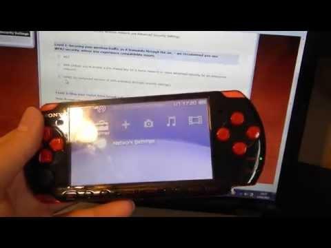 PSP error