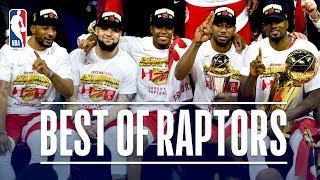 Best Plays From the Toronto Raptors   2019 NBA Finals