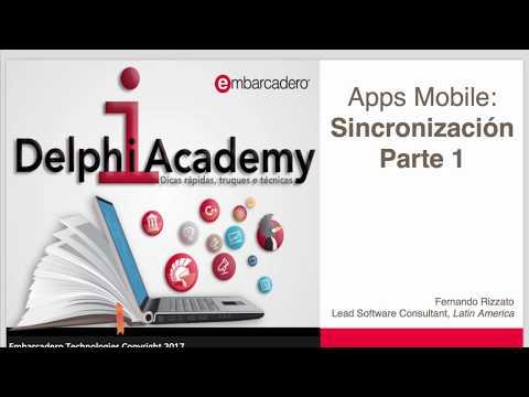 Aplicaciones móviles: Sincronización Parte 1