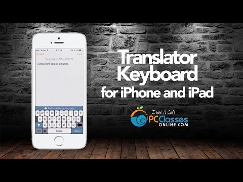 Translator Keyboard for iPhone and iPad