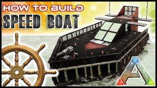 How to make an ejector seat on a raft | ARK: Survival