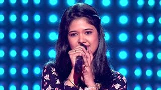 The Voice India - Garima Kshite Performance in Blind Auditions