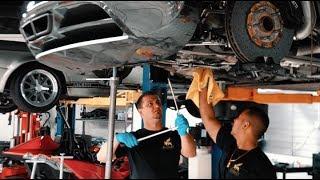 Bugatti Veyron $21K Oil Change ?.. Ehhh, I