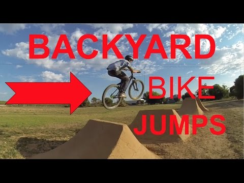 TOP 5 Backyard Bike Jumps!