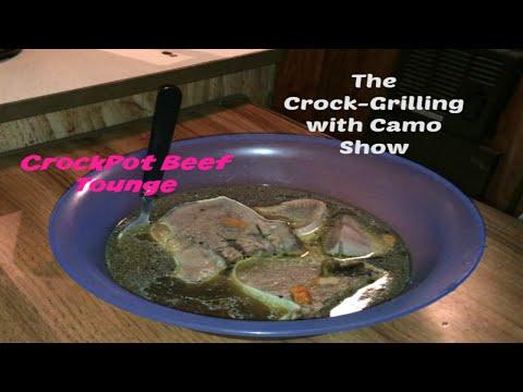 Crockpot Beef Tongue