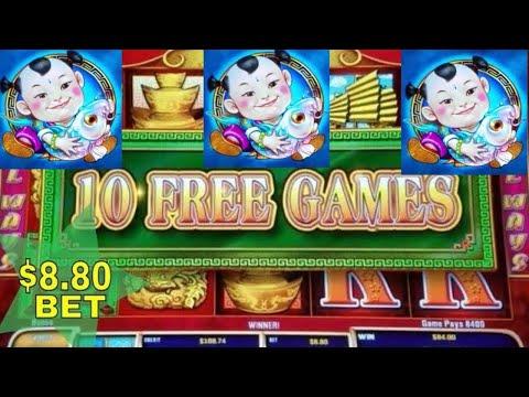 88 Fortunes Slot Machine ✦MAX BET✦ Bonuses & Progressive Picks WON ! ✦✦Live Slot Play✦✦BARONA CASINO