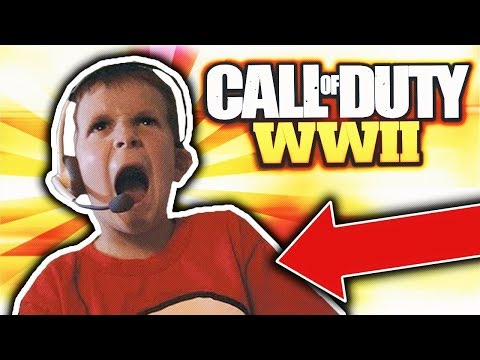 THINGS COD WW2 PLAYERS SAY... 😂
