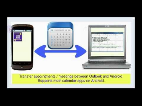 Sync Outlook Calendar with Android