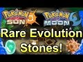 How to Get Endless EVOLUTION STONES In Pokemon Sun and Moon EASY! [Ice Stone, Dawn Stone etc!]