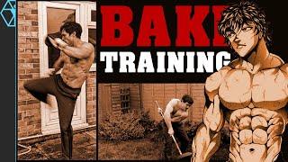 Baki Training: Train Like Baki Hanma!