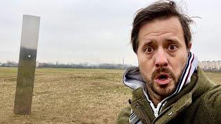 Magyarországon is MEGJELENT AZ IDEGEN MONOLIT!! (+ Gépmesék és a TITKOS Toyota)