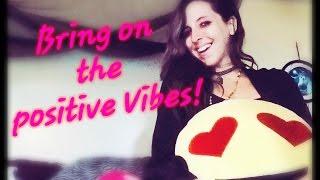 Positive Vibes |Vlog3