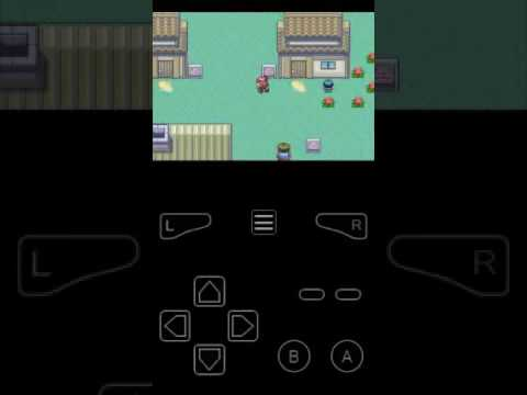 Pokemon Ruby Cheat Codes(Need GB Player on device)