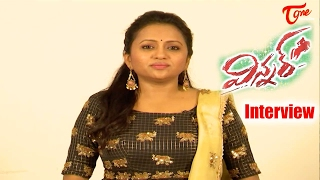 Anchor Suma About Anasuya Song In Her Style   Suma Interview About Winner Movie
