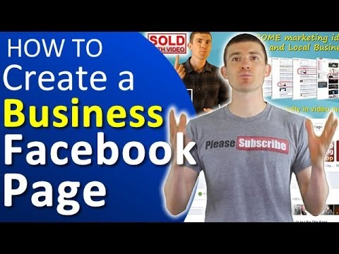 How To Create a Facebook Page For Your Business (Timeline Facebook Profile)