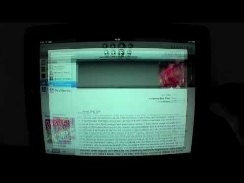 [iPad-Apps] Netflix - Pandora - ABC