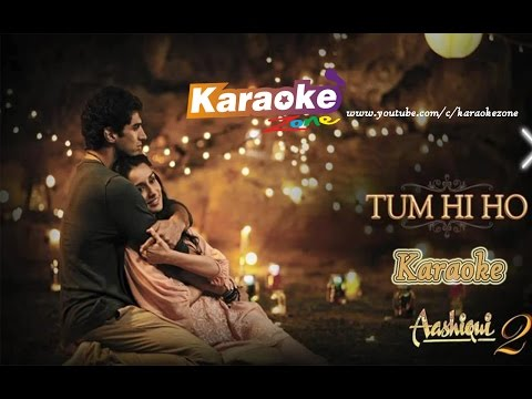 Tum Hi Ho Karaoke Version With Lyrics