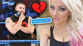 KEVIN OWENS CAUGHT CHEATING ON HIS WIFE WITH WHO!?! (WWE RUMORS)
