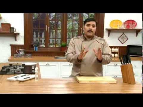 Learn To Use A Chopping Board - Gautam Mehrishi