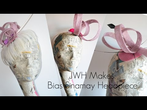 JWH Millinery Makes: 1 technique - 3 ways