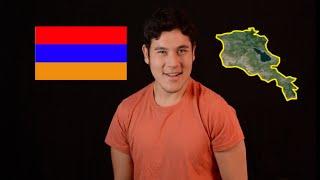 Geography Now! Armenia