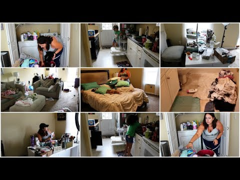 EXTREMELY DIRTY HOUSE | EXTREME CLEANING MOTIVATION | CLEAN WITH ME