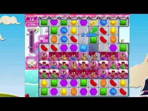 Candy Crush Saga Level 1035   No Booster