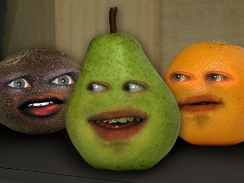 Annoying Orange - Annoying Pear