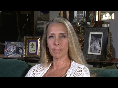 My story by Dannette Griffith about her car accident and trial