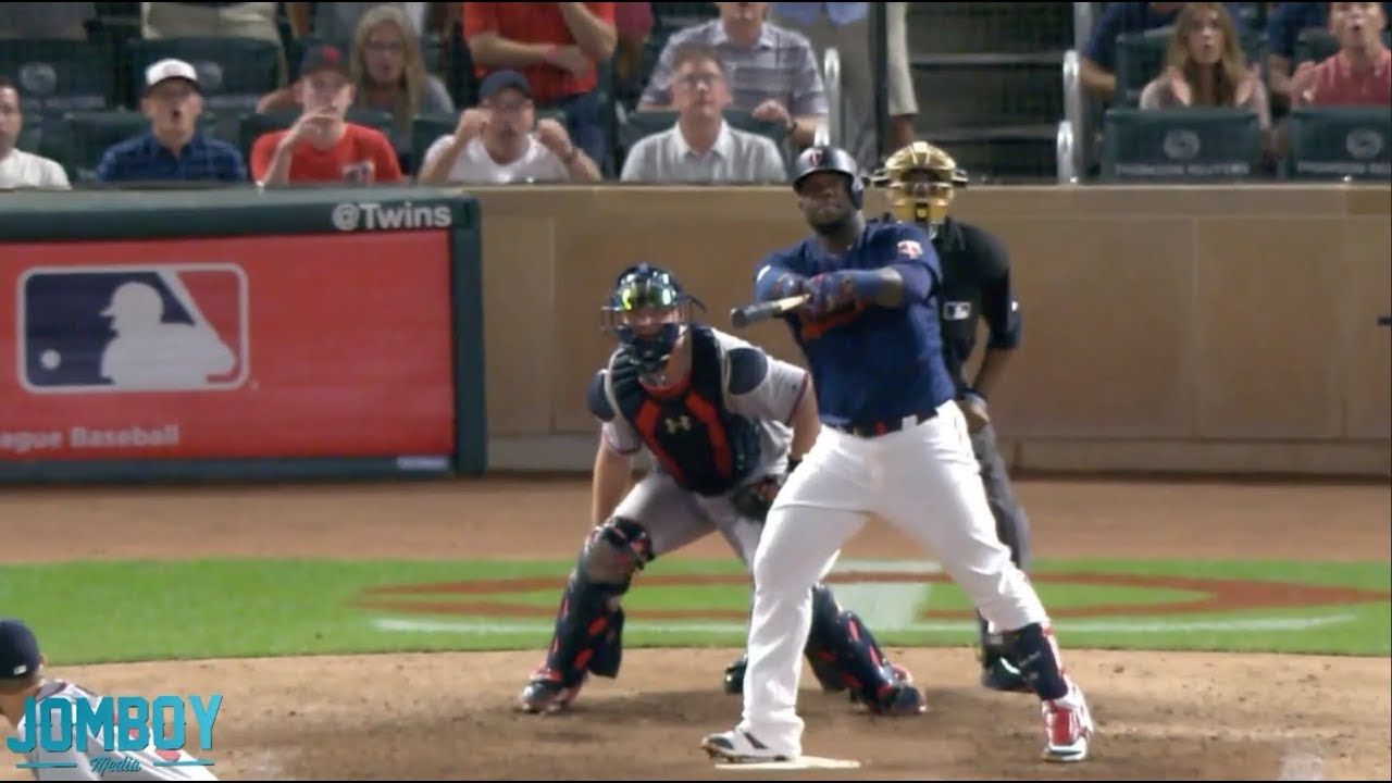 Miguel Sanó hits an absolute moon shot to walk off in the bottom of the 9th, a breakdown