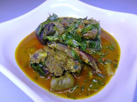 Uha Soup... How To Make Nigeria Uha Soup