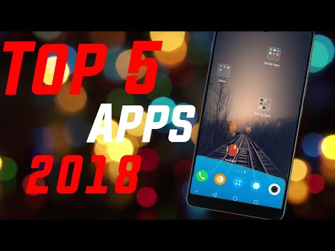 Top 5 Android Apps 2018   Best Apps   Techno Buzzer
