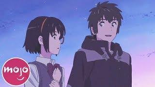 Top 10 Greatest Anime Romance Movies