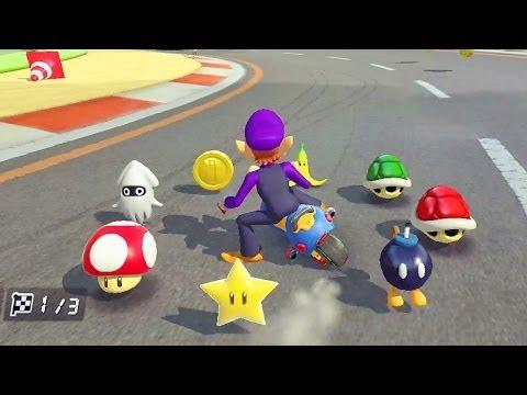 Mario Kart 8 Online com Zangado - Nintendo Wii U Gameplay