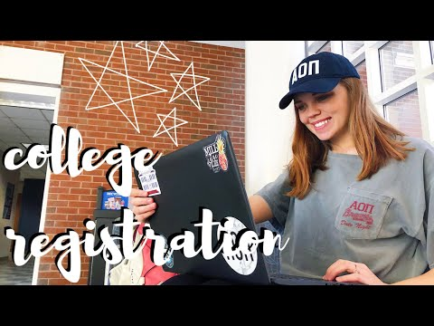 Registering For College Classes