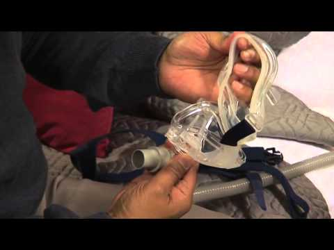 How to clean your Resmed CPAP Mask