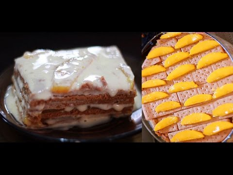 How To Make Mango Float  Filipino Dessert Month -Beautyklove