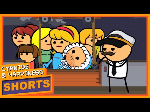 Sinking Ship - Cyanide & Happiness Shorts