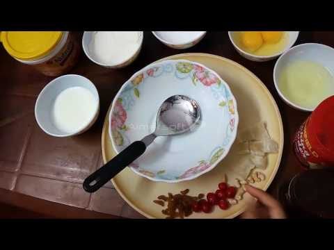 how to make Fruit Cake In Pressure Cooker at home