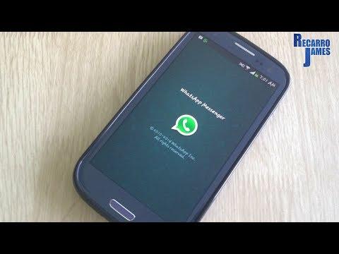 Go hidden with Whatsapp