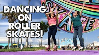 Download HOW TO DANCE ON ROLLER SKATES FOR BEGINNERS! - Ep. 16 Planet Roller Skate Video