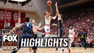 Marquette vs. Indiana | FOX COLLEGE HOOPS HIGHLIGHTS