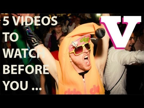 5 Videos To Watch Before You: Have A Party - Ep 3