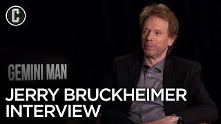 Jerry Bruckheimer Talks Gemini Man, Beverly Hills Cop 4, and High Frame Rate