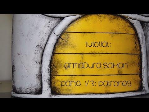 Tutorial: Armadura Saiyan- Parte 1/3 [Español + English subtitles]